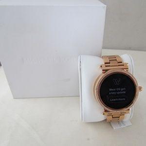 MIchael Kors MKT5022 Sofie Pave' Smartwatch